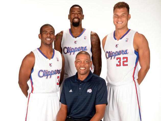 LA Clippers big 3