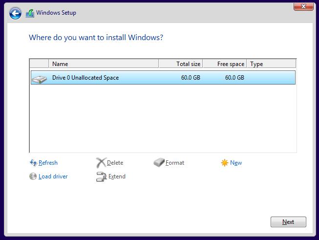 Windows 8.1 Vultr ISO install 5