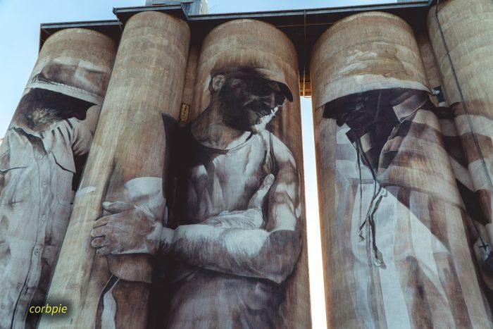 brim silo art silo trail 2019 2